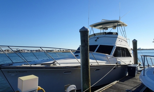 Image of Ocean Yachts 40 Super Sport for sale in United States of America for $25,000 (£18,591) Wildwood, New Jersey, United States of America