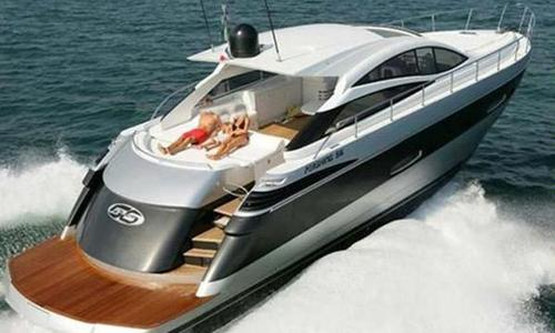 Image of Pershing 56 for sale in France for €419,000 (£369,391) Ste Maxime, France