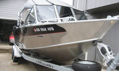 Image of North River 22 Seahawk for sale in United States of America for $58,895 (£42,493) Eugene, Oregon, United States of America