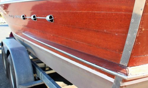Image of Chris-Craft 23 Continental for sale in United States of America for $22,900 (£17,585) Sacramento, California, United States of America