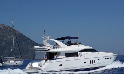 Image of Princess 23m for sale in Montenegro for €1,050,000 (£930,414) BAR, Montenegro