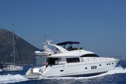 Princess 23m for sale in Montenegro for €1,050,000 (£937,291)