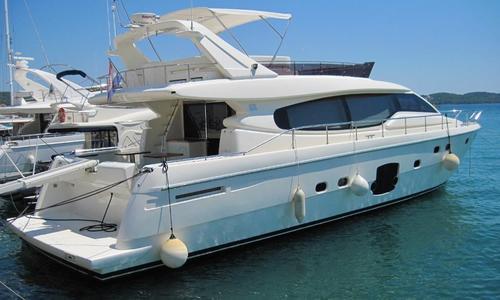 Image of Ferretti 630 for sale in Croatia for €800,000 (£704,213) Split, Croatia