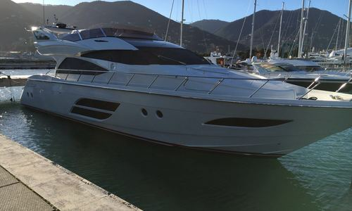 Image of Dominator 640 for sale in Spain for €1,300,000 (£1,160,455) Alicante, Spain