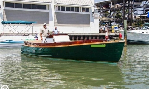 Image of Elco Marine 24 Sport Launch for sale in United States of America for $75,000 (£56,694) Tavares, Florida, United States of America