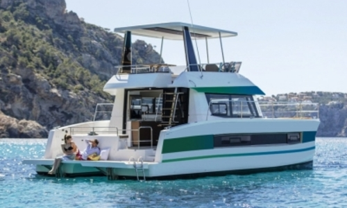 Image of Fountaine Pajot MY 37 for sale in France for €375,000 (£334,541) ANTIBES, France
