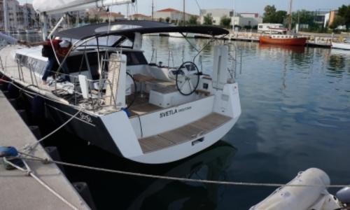 Image of Beneteau Sense 50 for sale in Montenegro for €287,000 (£253,825) BAR, Montenegro