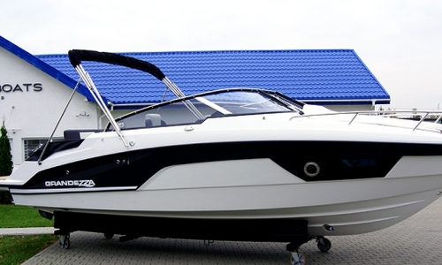 Image of Sea Ray Grandezza 25 for sale in Poland for €93,855 (£82,871) Poland