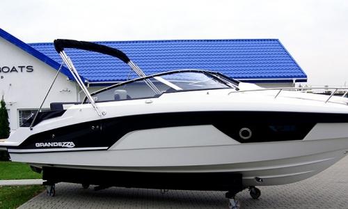 Image of Sea Ray Grandezza 25 for sale in Poland for €93,855 (£82,535) Poland