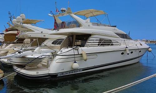 Image of Sunseeker Manhattan 62 for sale in Lebanon for €250,000 (£220,741) Lebanon