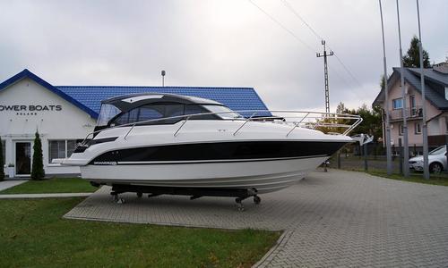 Image of Sea Ray Grandezza 28 OC for sale in Poland for €150,693 (£132,873) Poland