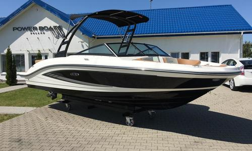Image of Sea Ray 210 SPXE for sale in Poland for €43,842 (£39,180) Poland