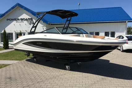Sea Ray 210 SPXE for sale in Poland for €43,842 (£38,837)
