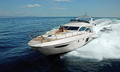 Image of Azimut 70 FLY for sale in Poland for €1,599,000 (£1,416,887) Poland