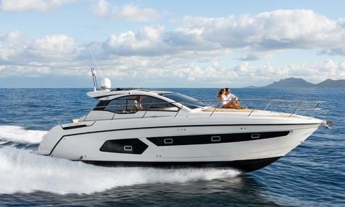 Image of Azimut Atlantis 43 for sale in Poland for €489,850 (£434,060) Poland