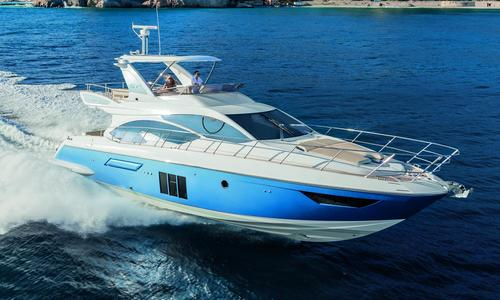 Image of Azimut 54 Fly for sale in Poland for €1,208,800 (£1,079,045) Poland