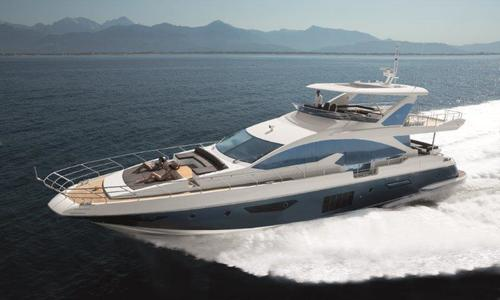 Image of Azimut 80 Fly for sale in Poland for €4,116,950 (£3,672,766) Poland