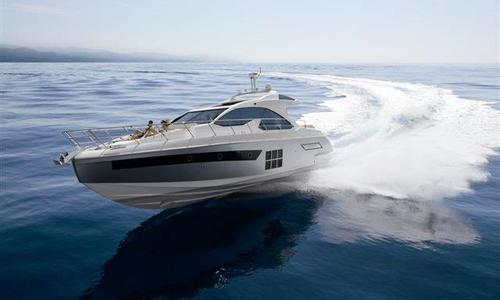 Image of Azimut 55S for sale in Poland for €1,406,700 (£1,246,489) Poland