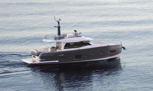 Image of Azimut Magellano 53 for sale in Poland for €1,085,000 (£952,941) Poland
