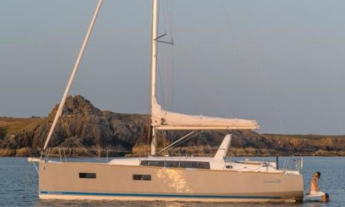 Image of Beneteau Oceanis 38 for sale in Poland for €106,450 (£93,494) Poland