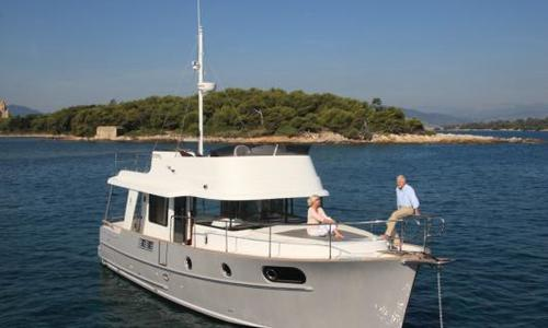 Image of Beneteau Swift Trawler 44 for sale in Poland for €334,049 (£291,873) Poland