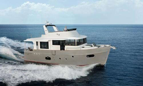 Image of Beneteau Swift Trawler 50 for sale in Poland for €745,222 (£656,988) Poland