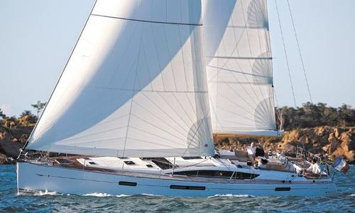 Image of Jeanneau 58 for sale in France for £449,979 ex Jeanneau Factory, France