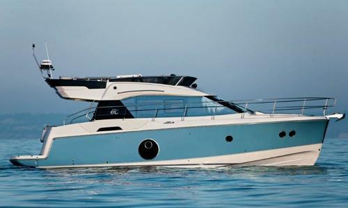 Image of Beneteau Montecarlo 4 for sale in Poland for €610,317 (£538,246) Poland