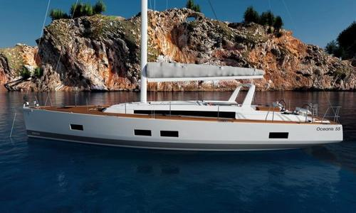 Image of Beneteau Oceanis 55 for sale in Poland for €527,855 (£464,653) Poland
