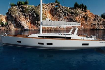 Beneteau Oceanis 55 for sale in Poland for €527,855 (£461,210)