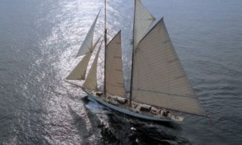 Image of George Lawley & Sons Schooner 49 for sale in Spain for €5,500,000 (£4,817,715) Spain