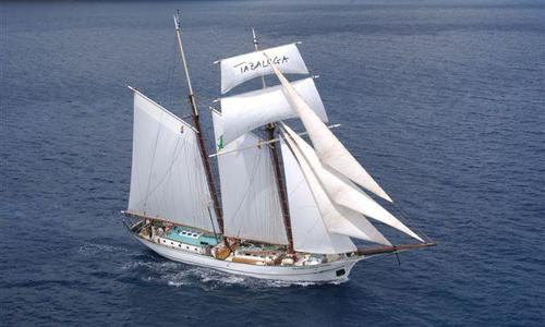 Image of Edgar Andree, Magdeburg Schooner/Baltimore Clipper for sale in Spain for €1,590,000 (£1,391,648) Menorca, , Spain