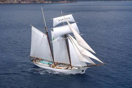Edgar Andree, Magdeburg Schooner/Baltimore Clipper for sale in Spain for €1,590,000 (£1,407,889)