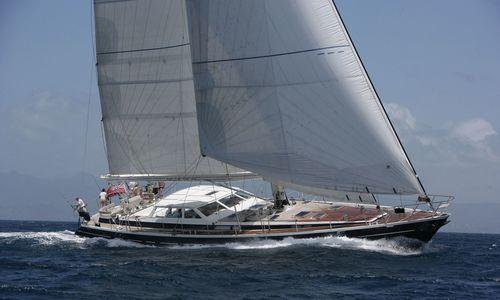 Image of Jongert 2900M for sale in British Virgin Islands for €2,500,000 (£2,200,975) British Virgin Islands