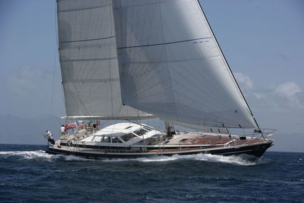 Jongert 2900M for sale in British Virgin Islands for €2,750,000 (£2,443,684)