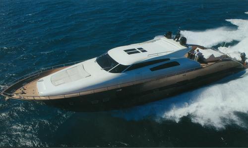 Image of Tecnomar Velvet 90 for sale in Italy for €1,500,000 (£1,329,163) La Spezia , , Italy