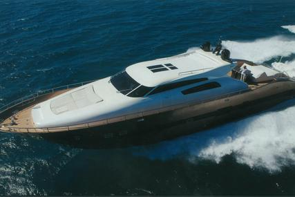Tecnomar Velvet 90 for sale in Italy for €1,500,000 (£1,311,992)