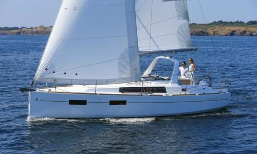 Image of Beneteau Oceanis 35.1 for sale in Poland for €94,000 (£83,858) Poland