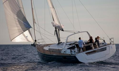 Image of Beneteau Oceanis 48 for sale in Poland for €269,500 (£236,698) Poland
