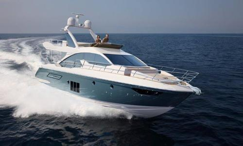 Image of Azimut 50 Fly for sale in Poland for €947,900 (£835,662) Poland