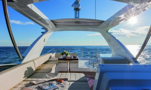 Image of Azimut 54 Fly for sale in Poland for €1,324,550 (£1,178,331) Poland