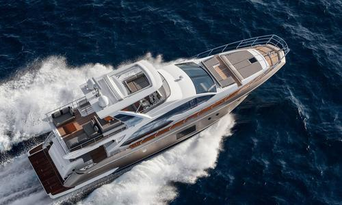 Image of Azimut 66 Fly for sale in Poland for €2,125,150 (£1,870,698) Poland