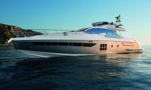Image of Azimut 77S for sale in Poland for €3,253,000 (£2,885,093) Poland