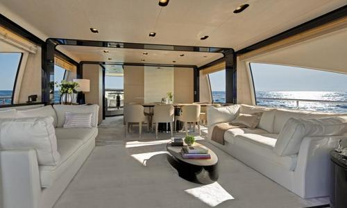 Image of Azimut 80 Fly for sale in Poland for €4,115,650 (£3,633,968) Poland