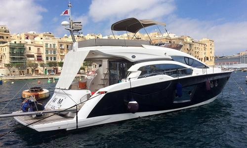 Image of Sessa Marine F54 for sale in Malta for €730,000 (£649,033) Malta