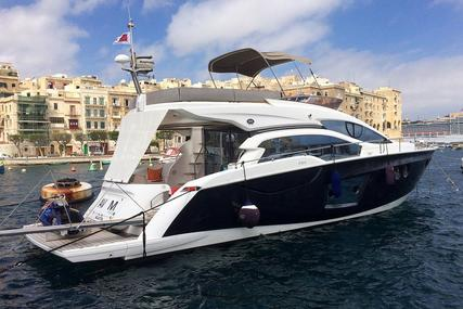 Sessa Marine F54 for sale in Malta for €550,000 (£486,928)