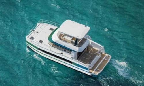 Image of Fountaine Pajot MY 37 for sale in France for €375,000 (£332,291) HYERES, France