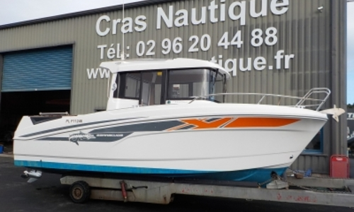 Image of Beneteau Barracuda 7 for sale in France for €40,000 (£35,584) PAIMPOL, France