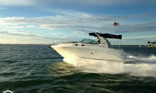 Image of Sea Ray 300 Sundancer for sale in United States of America for $59,900 (£45,393) Key Biscayne, Florida, United States of America