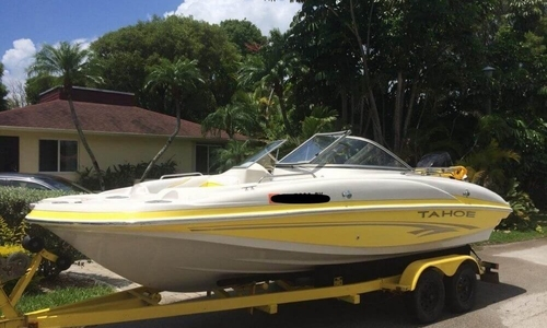 Image of Tahoe 196 WT O/B for sale in United States of America for $12,999 (£9,268) Key Biscayne, Florida, United States of America